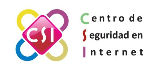 Logotipo Centro de Seguridad en Internet